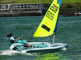 Fusion Sailboats - Fusion Dinghy, Sail Double or Single Handed